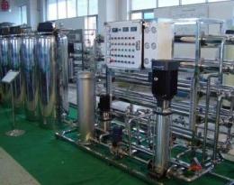 大型工业用纯净水设备