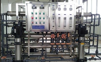 重庆富士康科技生产纯净水设备