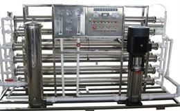 美的空调生产用纯净水设备