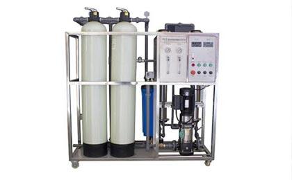 广安洗涤厂水处理设备