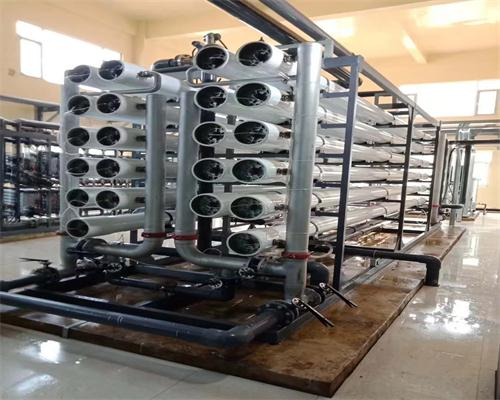 30T/H双级反渗透超纯水设备