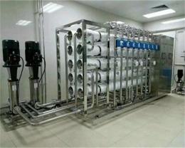 20T/H单级反渗透纯水设备